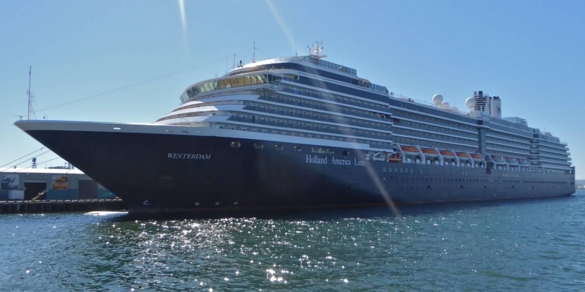 Westerdam, el crucero rechazado por cinco países, pone rumbo a Camboya