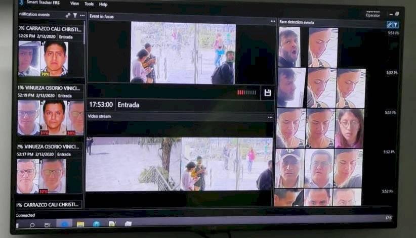 Cámaras realizarán reconocimiento facial y captarán a delincuentes en tiempo real METRO ECUADOR