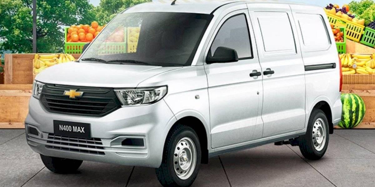 Nueva Chevrolet N400 MAX: Rendimiento, seguridad y gran volumen de carga