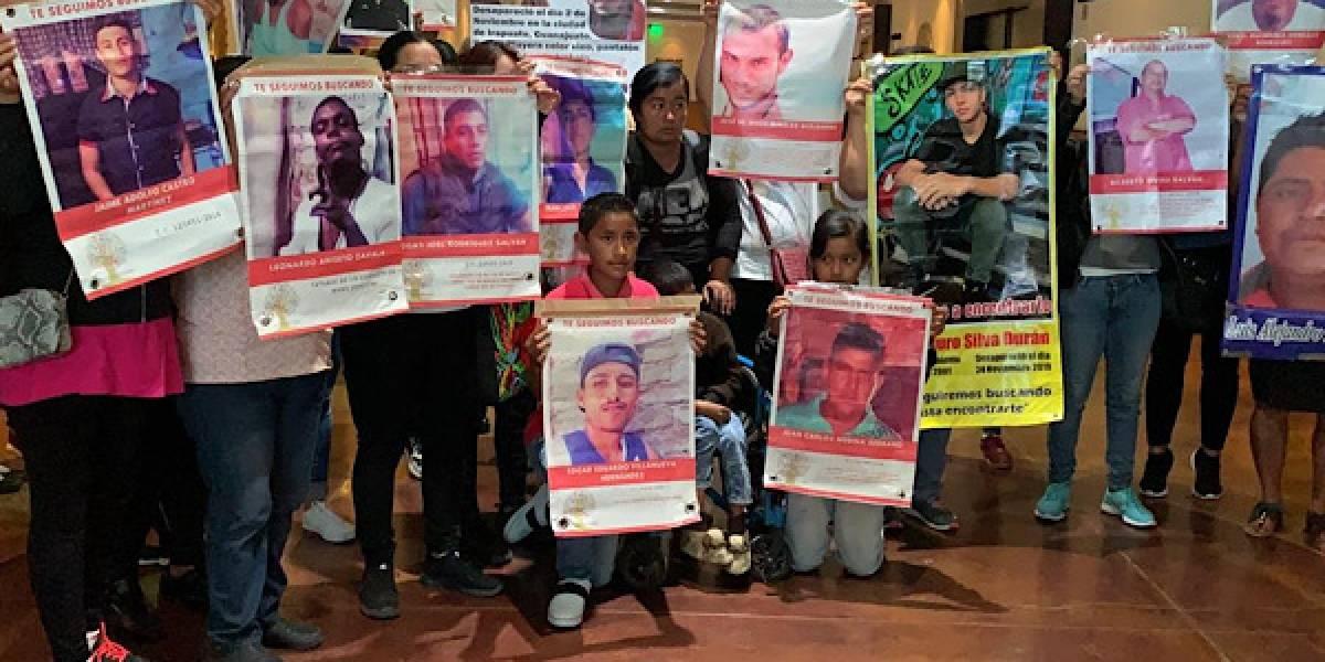 Irapuato ofrece apoyo para familiares de desaparecidos