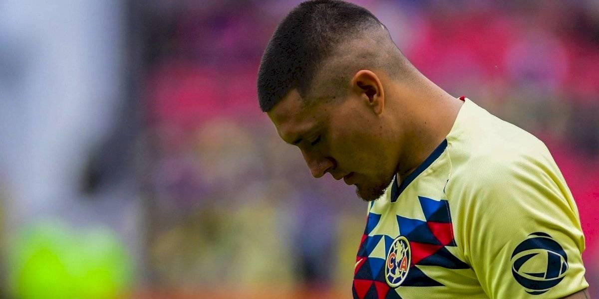 Nicolás Castillo regresa al hospital tras operación