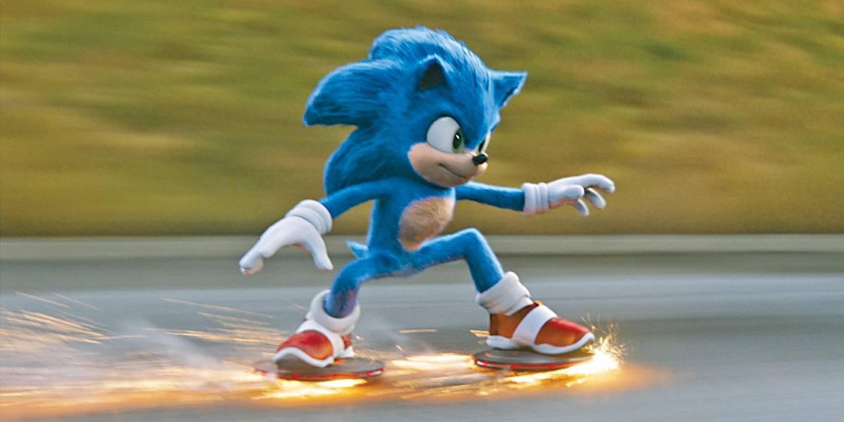'Sonic - O Filme' leva ouriço azul à terra em aventura contra Dr. Robotnik
