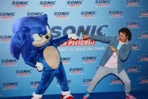 Luisito Comunica se transformó en Sonic