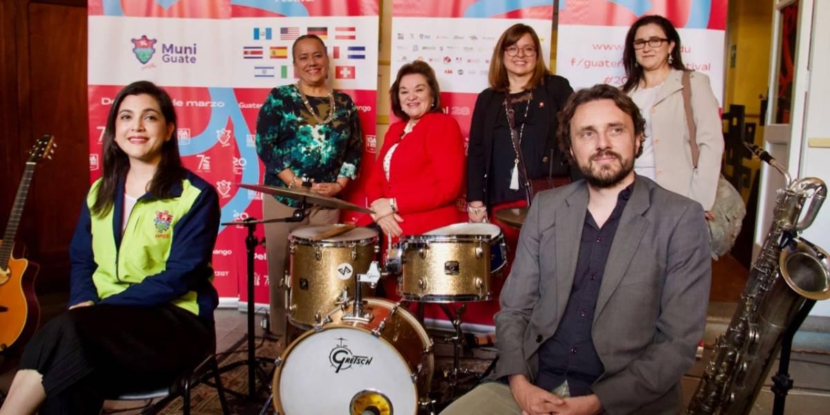 AGENDA. Todo lo que necesitas saber del 20 Guatemala Jazz Festival