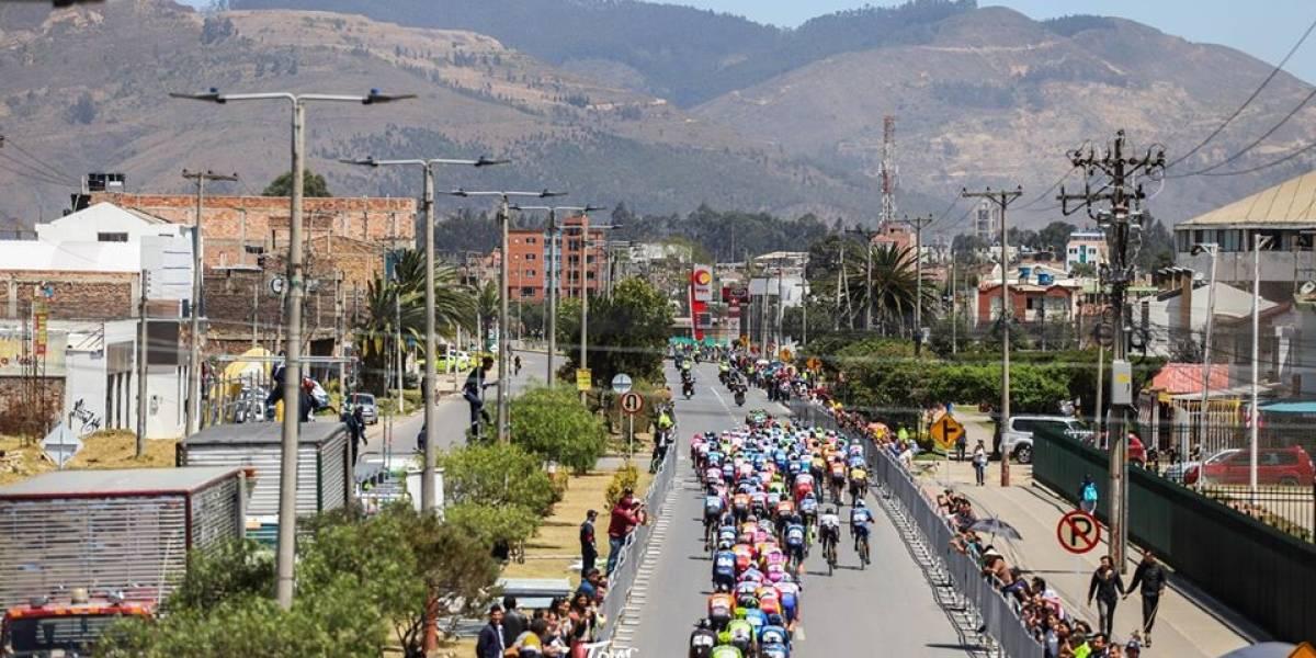 Dos de dos de Molano para imponerse en el Tour Colombia 2.1