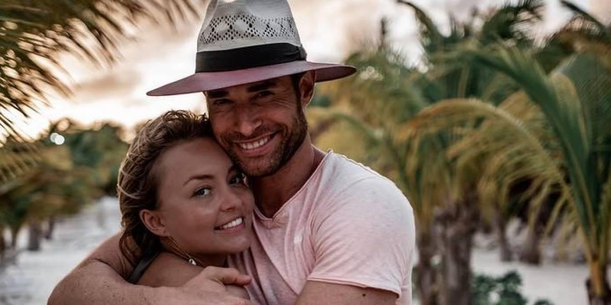 Angelique Boyer y Sebastián Rulli revelan por primera vez dónde fue su primer beso y la cita como enamorados