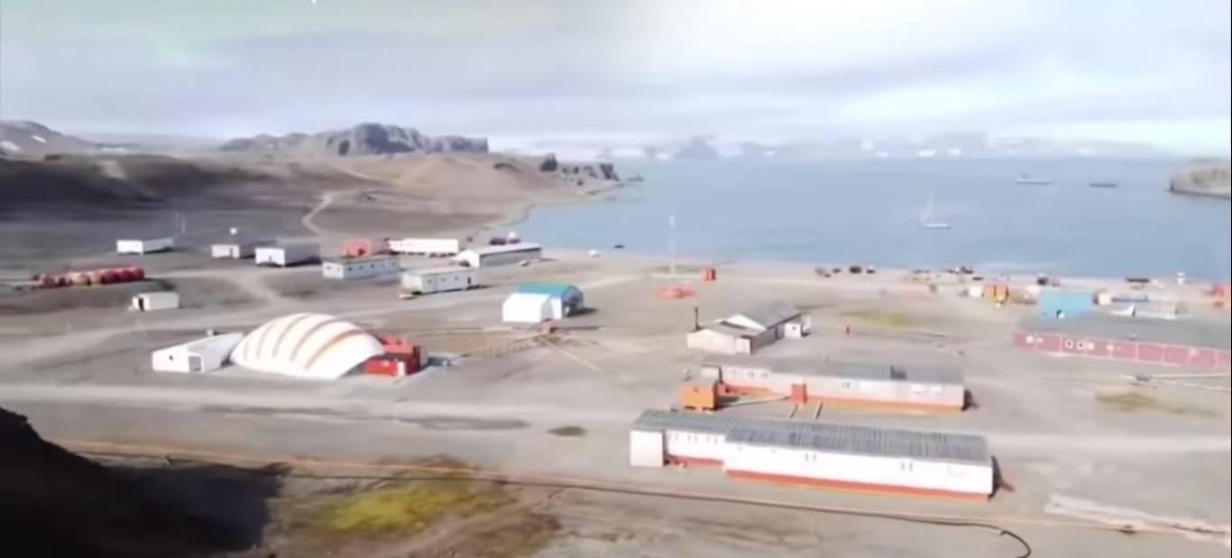 Antártida: preocupación causa video donde se ve a Isla continente sin hielo