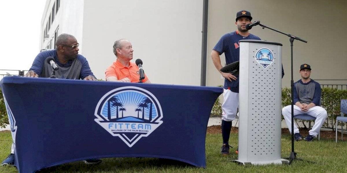 Se salvan los peloteros de los Astros de Houston