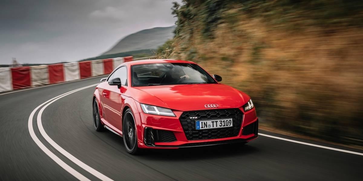 Audi TT cumple más de 20 años y lo celebra con su mejor versión: S