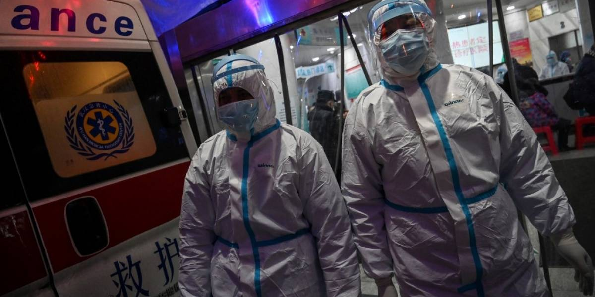 Casos de coronavirus aumentan dramáticamente en China por cambio de conteo