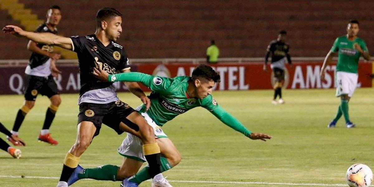 Audax Italiano cayó en la altura de Cusco y se llevó la primera derrota chilena en la Copa Sudamericana