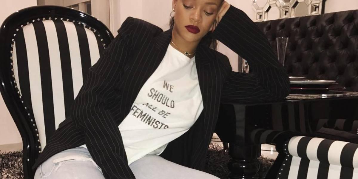 As calças mais estilosas usadas por Rihanna estão aqui