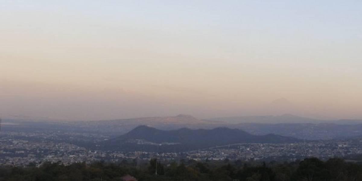 Calidad del aire en CDMX y Edomex hoy jueves