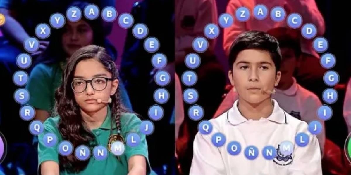 """Pasapalabra"": Chilevisión prepara versión infantil para marzo"
