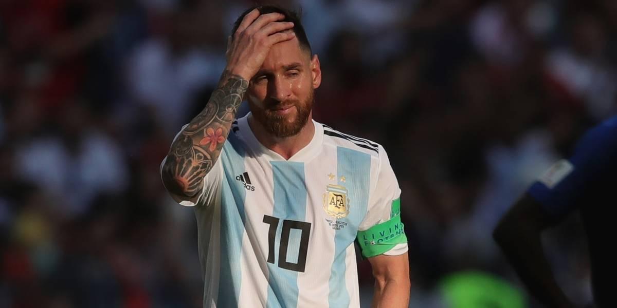 Scaloni respondió a quienes aseguran que Messi juega mejor en Barcelona que en la selección Argentina