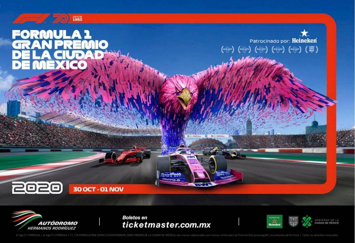 Cartel GP México 2020