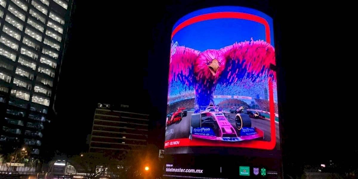 GP de México presenta carteles para el 2020