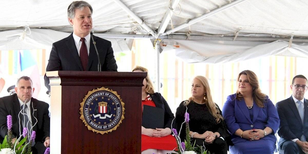Inauguran nueva sede del FBI en Puerto Rico