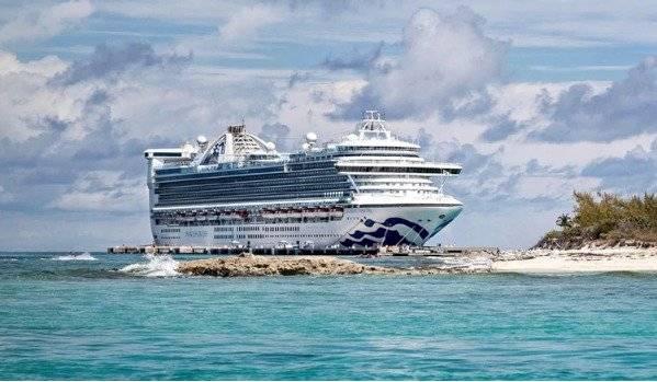 Crucero en el Caribe fue afectado por otro virus