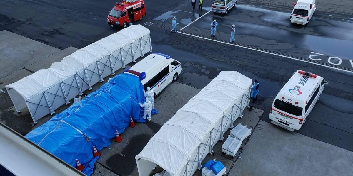 Japón registra primera muerte por coronavirus: una mujer de 80 años