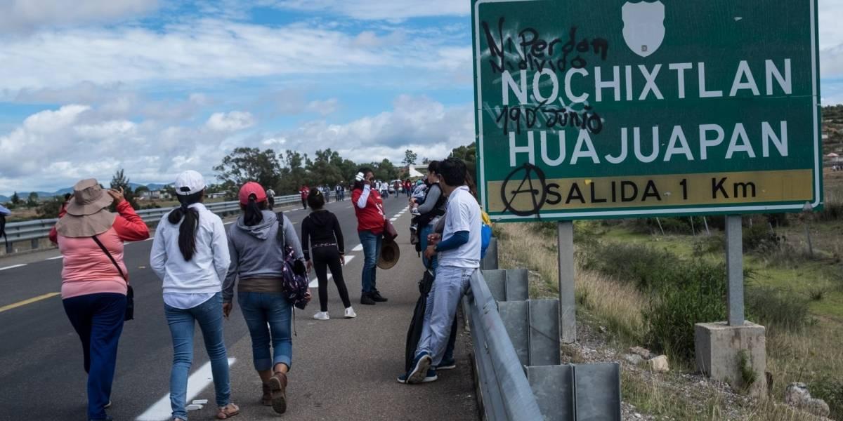 Gabino Cué y Renato Sales comparecerán por caso Nochixtlán: Covic