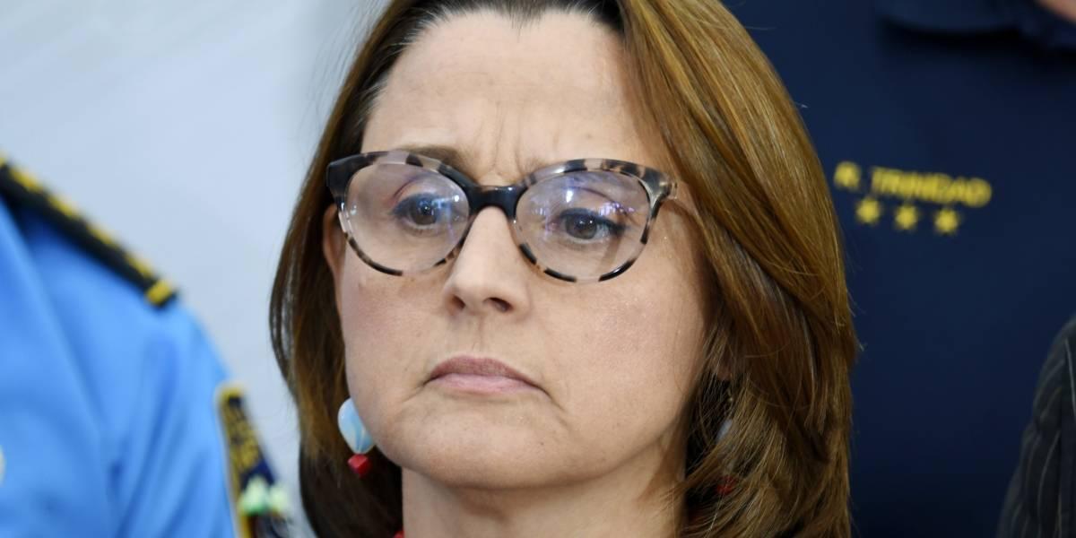 Justicia consultó con gobernadora sobre retroactividad para casos por jurado