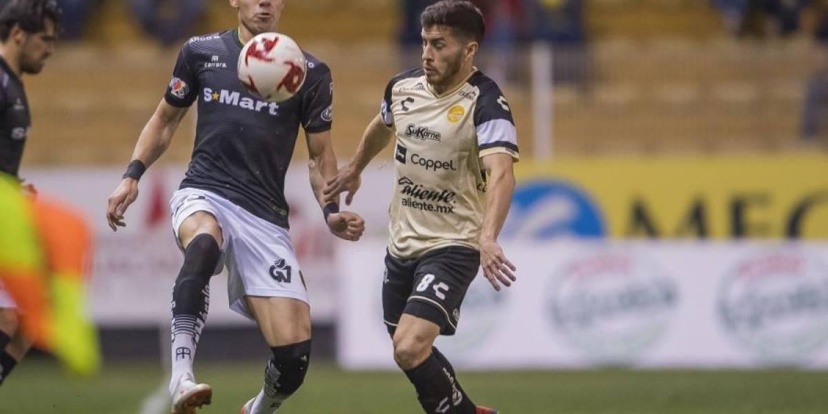 Las estadísticas del Dorados vs Juárez por la Copa MX
