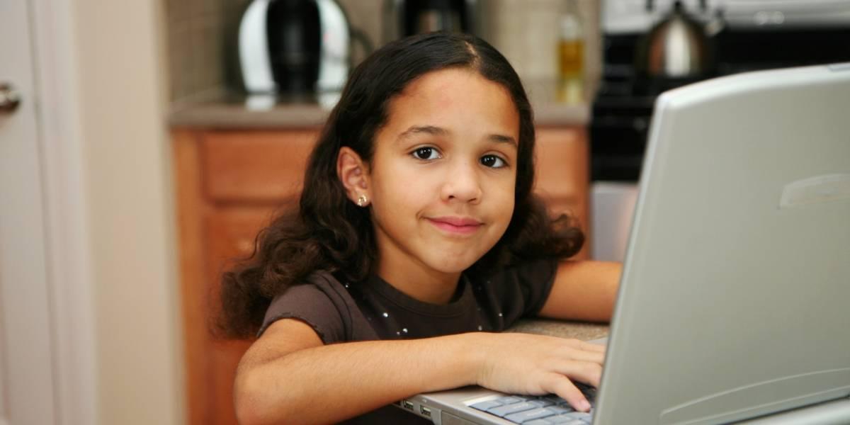 Google promueve la navegación segura de los niños en Internet