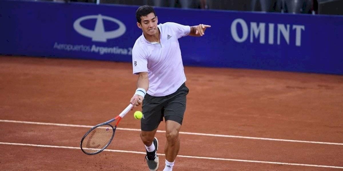 """Cristian Garin y la emoción de jugar el ATP de Santiago: """"Siento como si fuese la primera vez que compito en un ATP en Chile"""""""