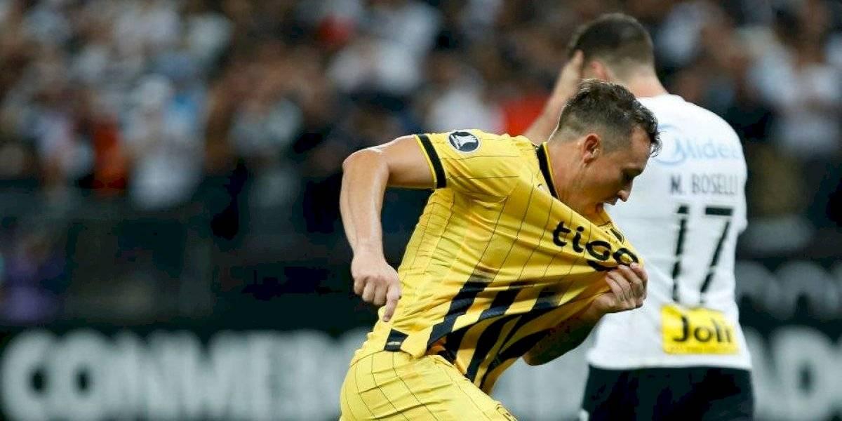 Guaraní dio la sorpresa eliminando a Corinthians y será el rival de Palestino en Copa Libertadores
