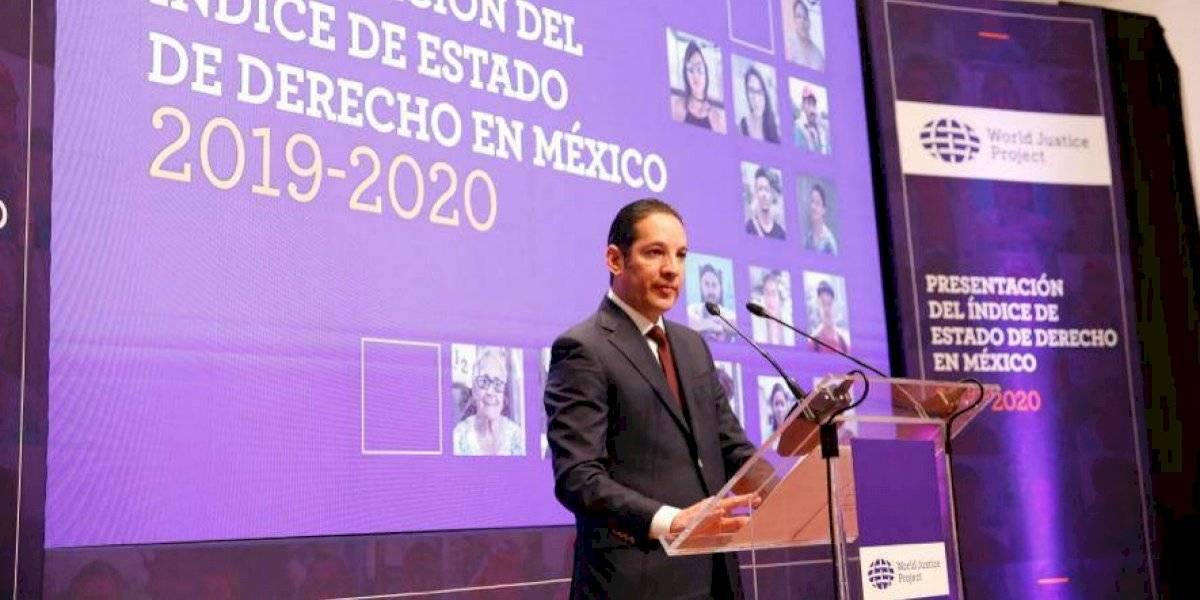 Querétaro, única entidad del país que acepta evaluación de su sistema de justicia