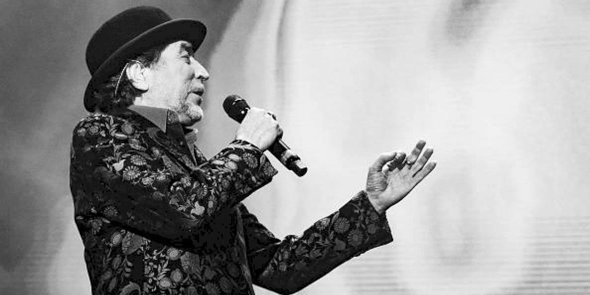 Revelan situación de Joaquín Sabina tras su operación
