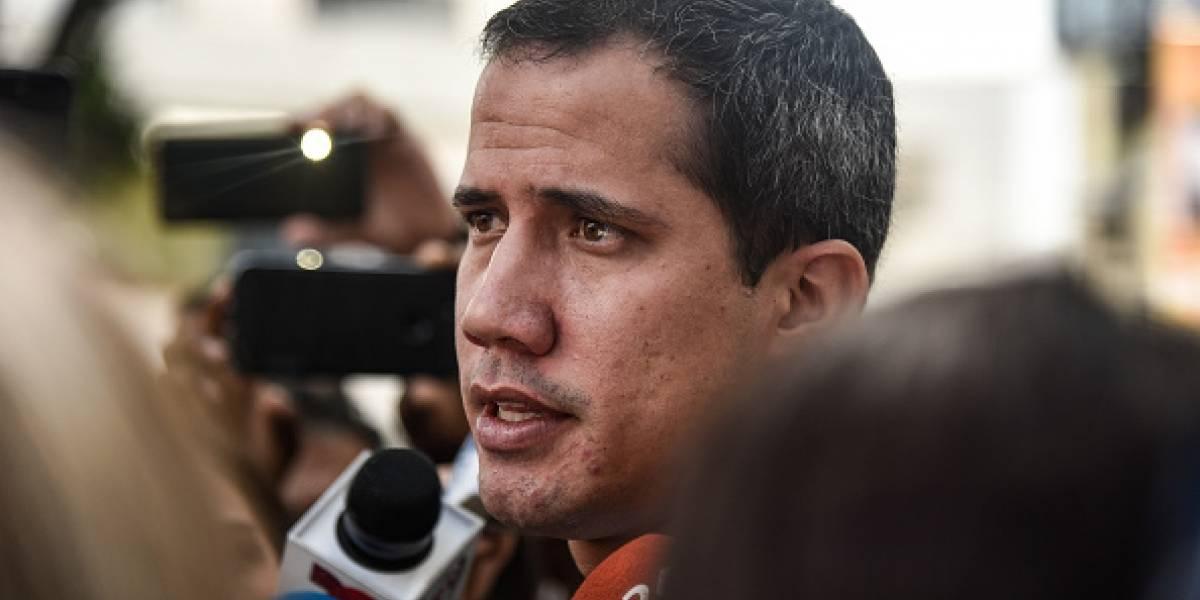 Presidente Lenín Moreno rechaza ataque que sufrió Juan Guaidó