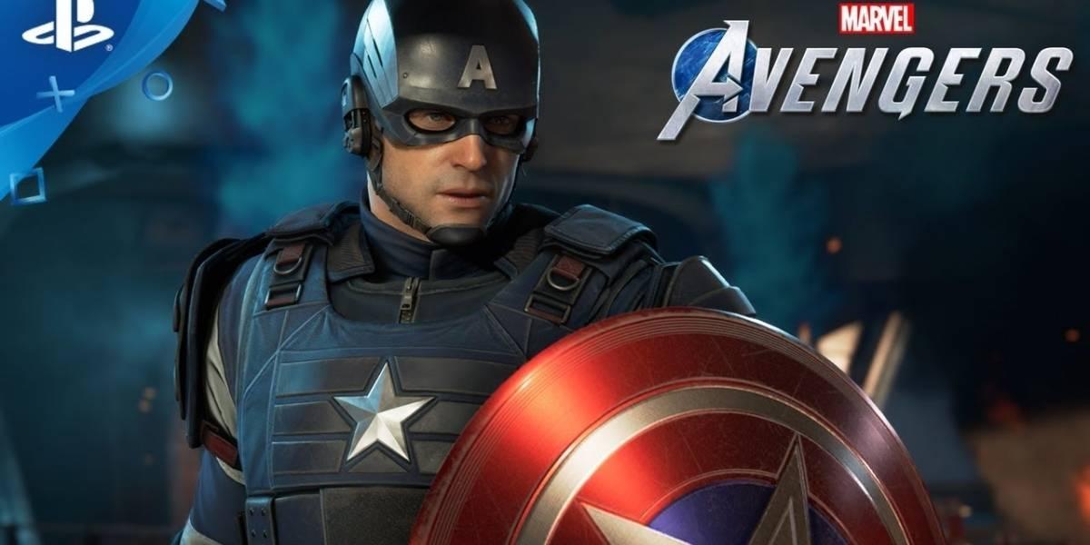 Game Marvel's Avengers será lançado mundialmente em 4 de setembro deste ano