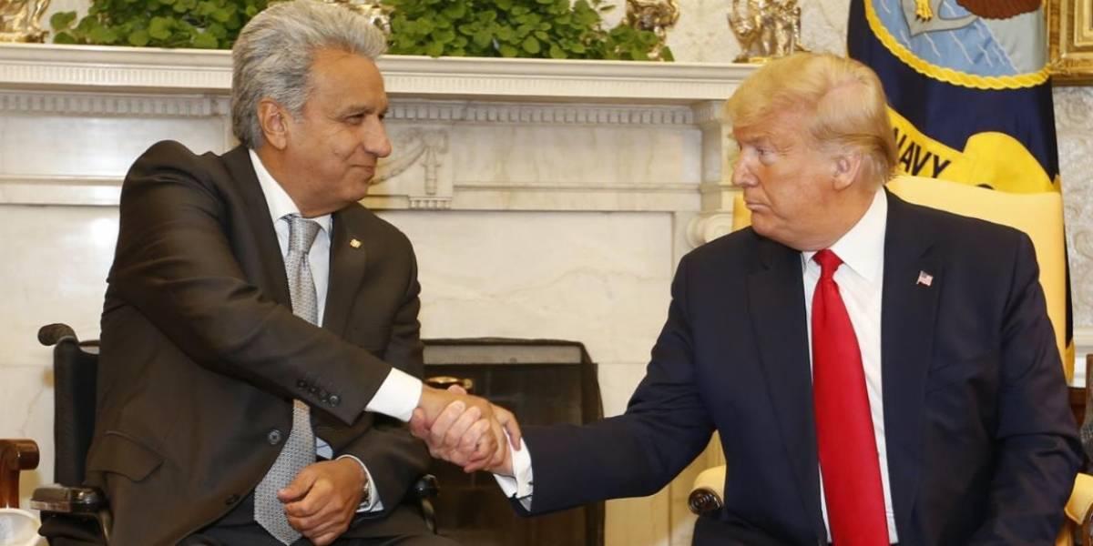 Estados Unidos aceptó los cuatro acuerdos que Ecuador propuso