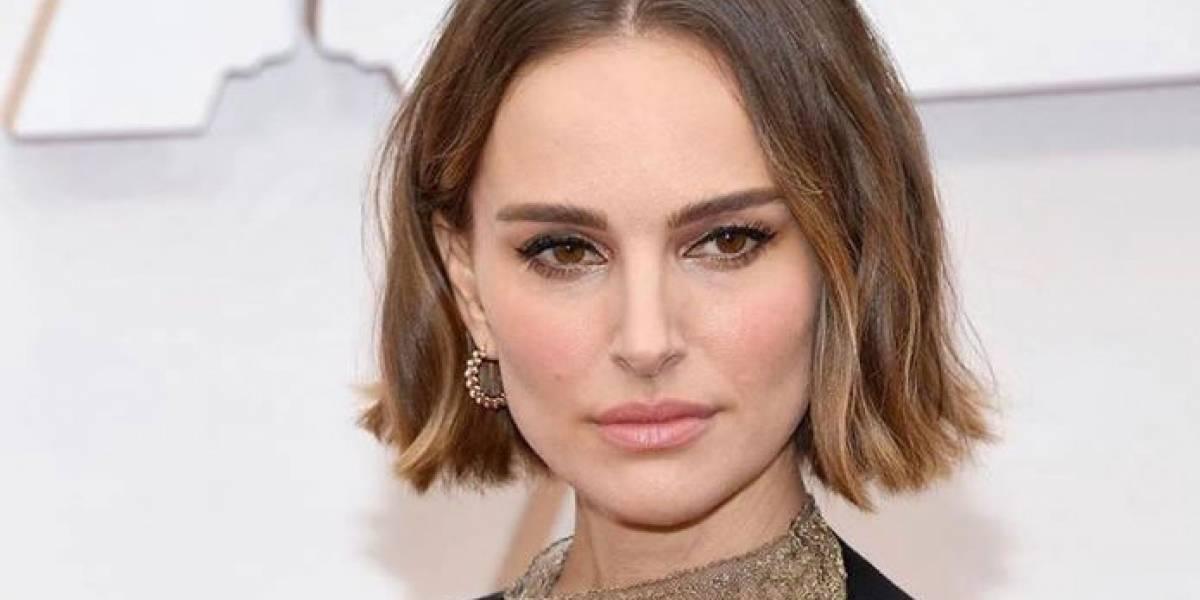 """Natalie Portman responde a las críticas que ha recibido por su capa """"feminista"""""""