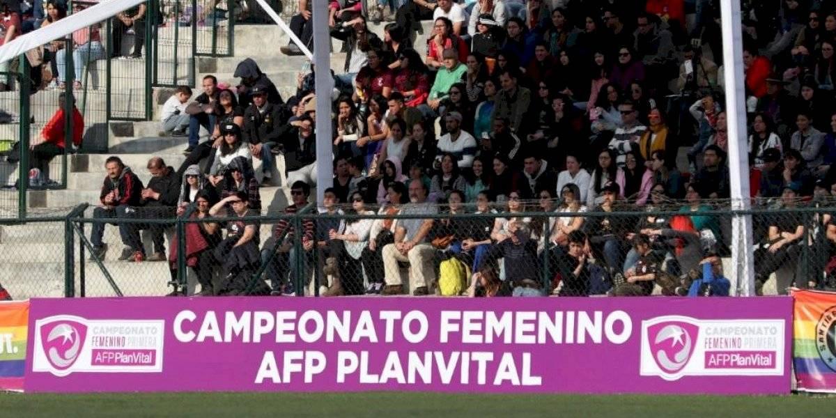 El fixture y el calendario completo de la primera rueda del Campeonato Nacional del fútbol femenino 2020