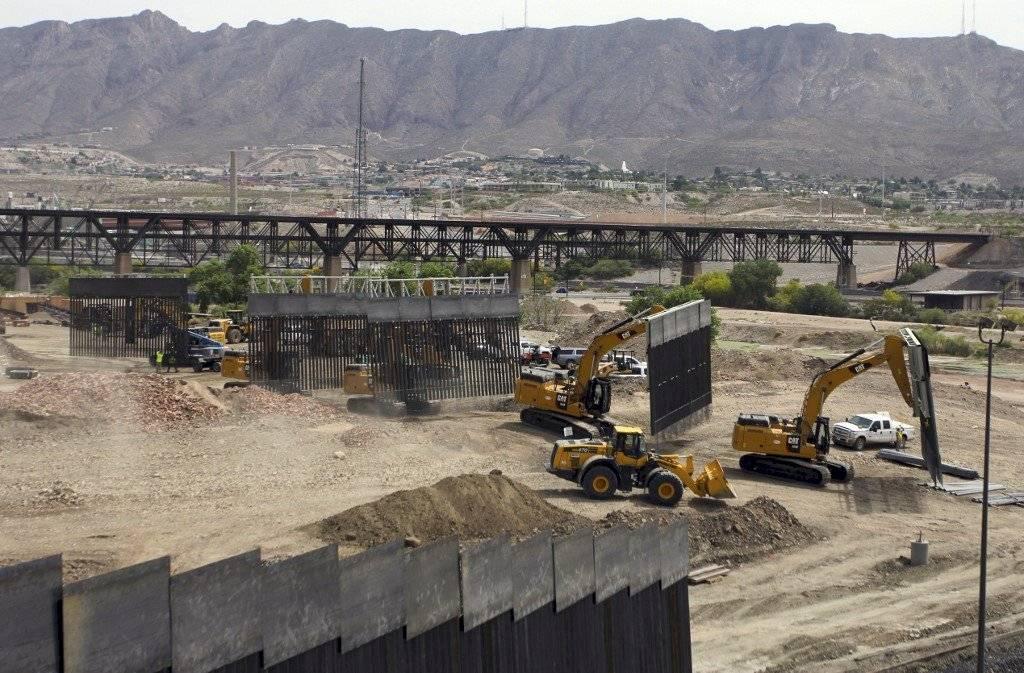 Muro fronterizo con México