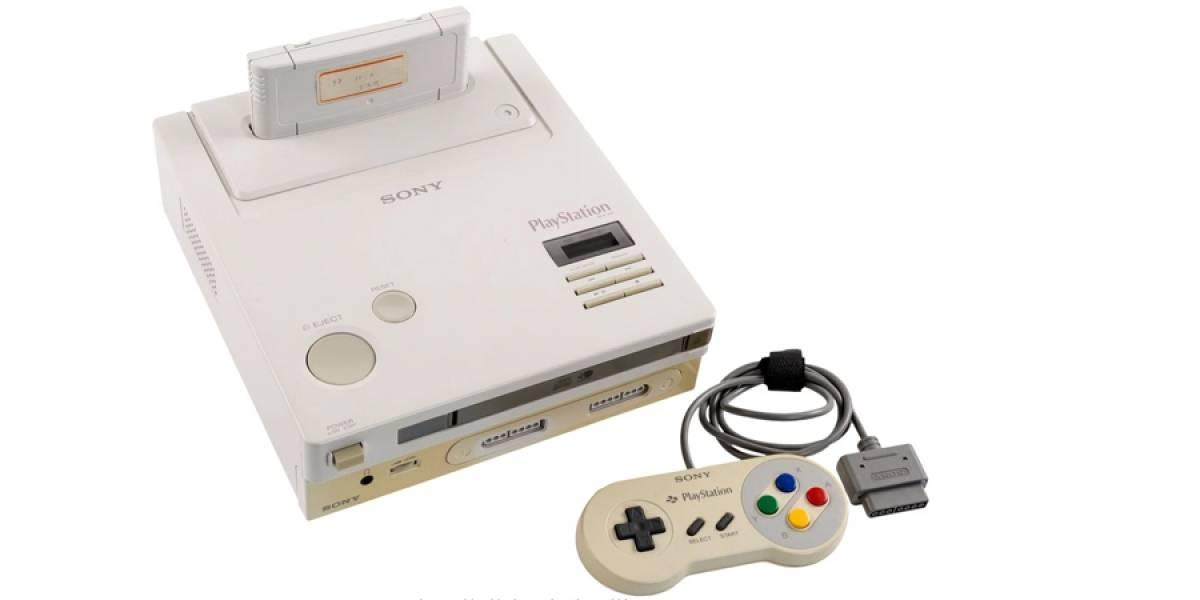 La PlayStation creada por Nintendo y Sony sale a subasta
