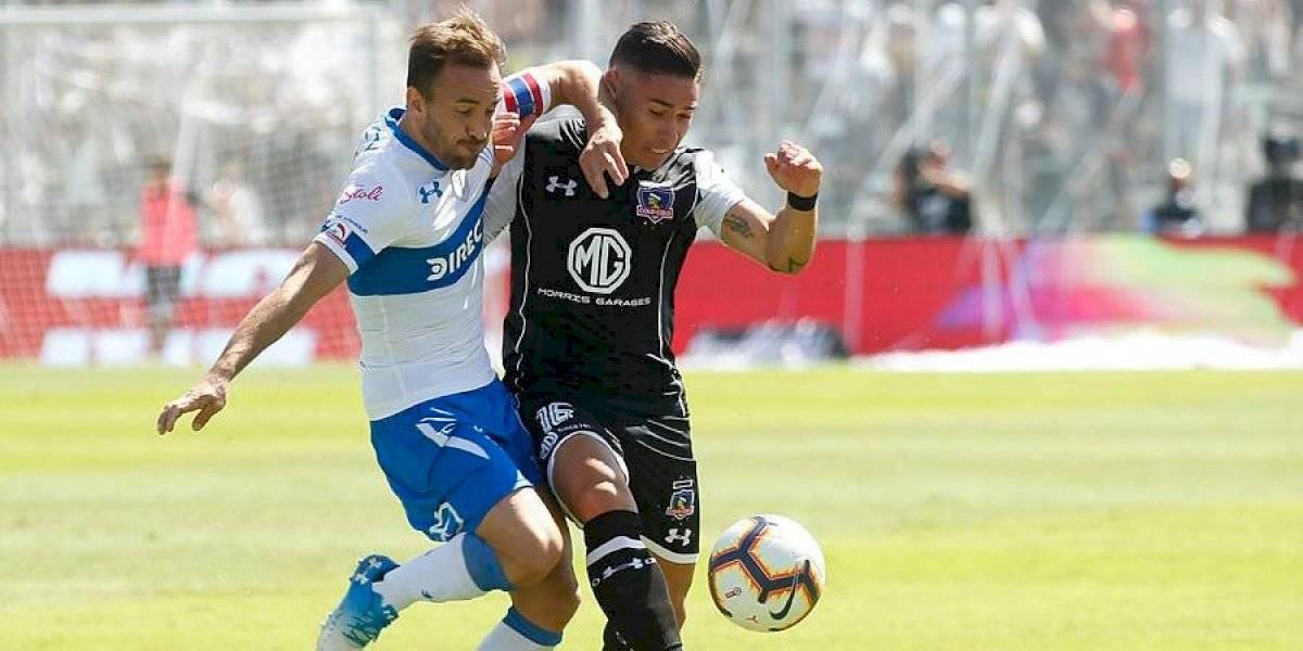 """El duelo entre Colo Colo y la UC amenaza al """"Superclásico"""" como el """"Clásico Moderno"""""""