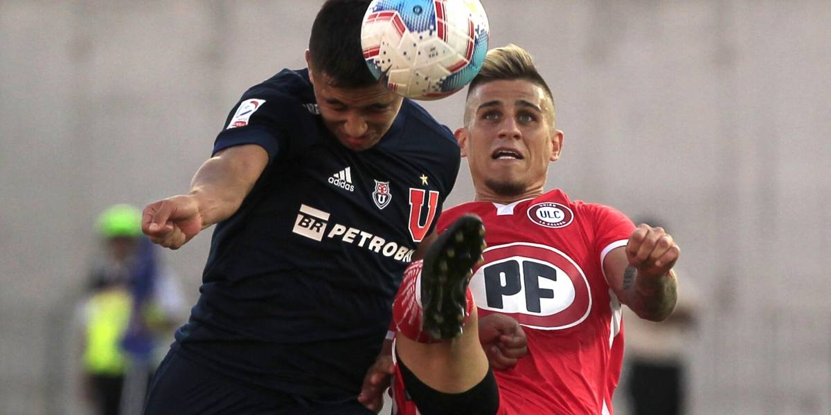 """""""La U del futuro"""" tendrá que sacar la cara ante Wanderers en Valparaíso"""