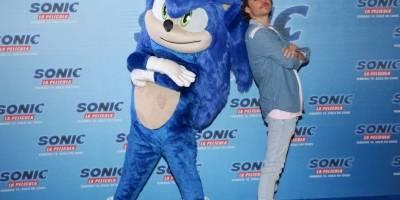 Luisito Comunica hace la voz de Sonic