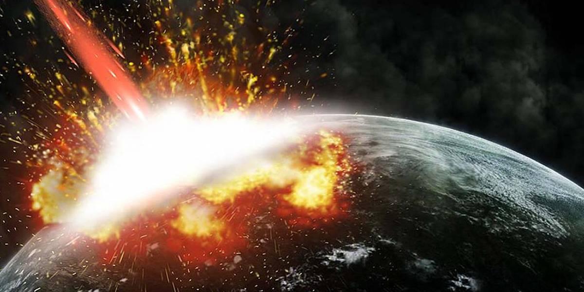 Ciencia: expertos calcularon el ángulo del impacto que generó la quinta extinción de la vida en la Tierra
