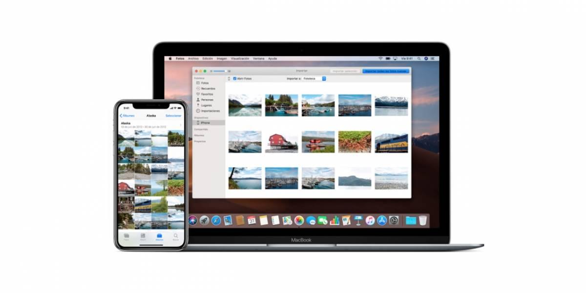 Te decimos cómo pasar fotos de iPhone a PC de manera sencilla