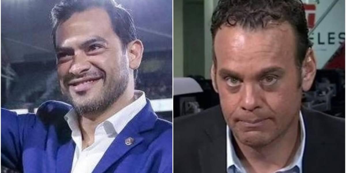 Carlos Ruiz le responde a David Faitelson, quien dijo que los exjugadores se prostituyen