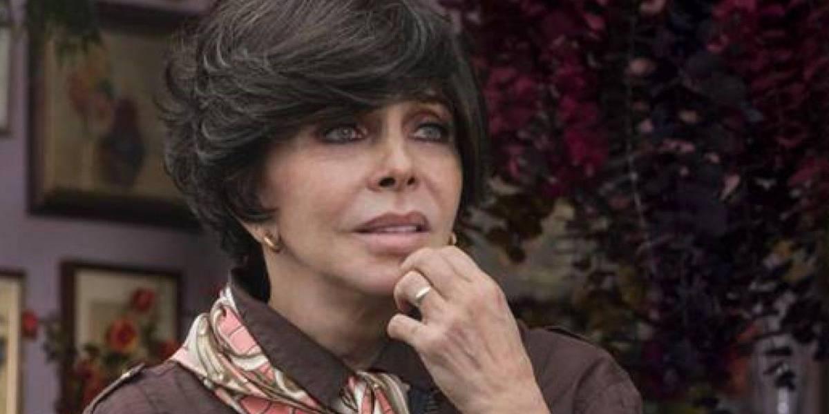 """Verónica Castro revela la verdadera razón por la que no regresó a """"La Casa de las Flores"""""""