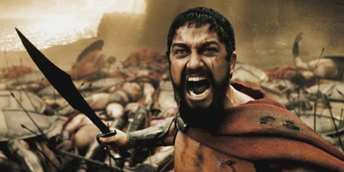 Esto es Esparta: Gerard Butler vuelve a las Termópilas y llevará la antorcha olímpica