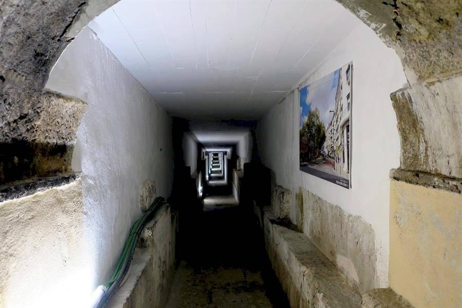 Las entrañas de Lisboa, una ciudad subterránea que acabó con la falta de agua