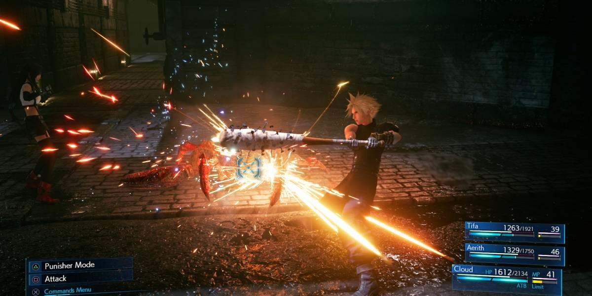 Divulgadas novas imagens do game Final Fantasy VII Remake