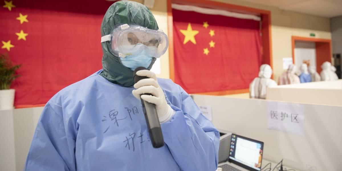 COVID-19: China eleva a 1.523 los muertos por coronavirus